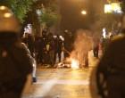 Με επεισόδια, δεκάδες μολότοφ και δύο τραυματίες αστυνομικούς «ξεκίνησε» ο τελικός του Κυπέλλου