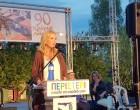 Η Περιφερειάρχης Ρ. Δούρου στη γιορτή για τα 90 χρόνια των Λαϊκών Αγορών  «Οι Λαϊκές Αγορές είναι Ελλάδα»