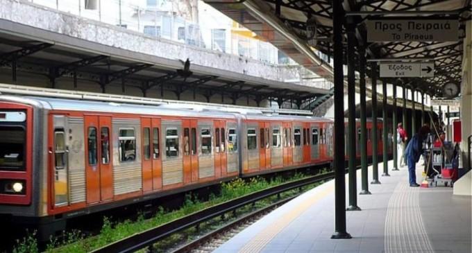 Κλειστός ο σταθμός του ΗΣΑΠ στο Μοναστηράκι – Γυναίκα έπεσε στις γραμμές