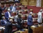 Βουλή Live: Ένταση και κόντρες για τη «Βόρεια Μακεδονία» – Τα «βέλη» της αντιπολίτευσης στους ΑΝΕΛ