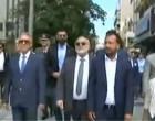 Αποδοκίμασαν τον Κουρουμπλή για το Σκοπιανό στις Σέρρες: Προδότη, δεν ντρέπεσαι, η συντριβή έρχεται