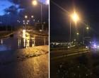 Πλημμύρες εφιάλτης σε Μάνδρα, Νέα Πέραμο και Μέγαρα – Ποτάμια και πάλι οι δρόμοι