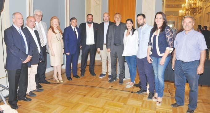 Β. Μαρινάκης: Χρέος όλων μας η προσφορά στην κοινωνία και στους συνανθρώπους μας