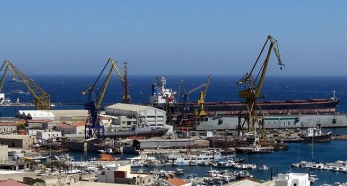 Το ΕΒΕΠ στηρίζει την επένδυση στα ναυπηγεία Ελευσίνας