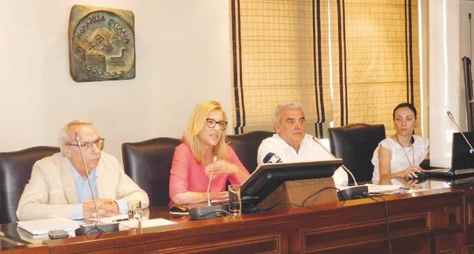 Παρουσίαση των έργων αντιπλημμυρικής προστασίας – Πιο επικίνδυνο το Κερατσίνι από τη Μάνδρα!