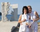 Στη Λέσβο ο πρώτος επίσημος γάμος μεταξύ δύο γυναικών