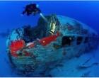 """Βρέθηκε πολεμικό αεροπλάνο από τον Β"""" Παγκόσμιο Πόλεμο"""