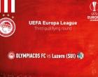 Κλήρωση Europa League: Με τη Λουκέρνη ο Ολυμπιακός!