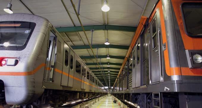 Μετρό: Διαγωνισμός 6 εκατ. για τις πύλες στους σταθμούς προς Πειραιά
