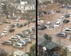 Ισχυρή καταιγίδα πλήττει την Αττική – Αγωνία για τις πληγείσες περιοχές