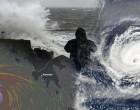 Έρχεται ο κυκλώνας «Ζορμπάς»: Πού θα χτυπήσει – Σαρώνει ο «Ξενοφών»
