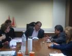 ΣΑΛΑΜΙΝΑ: Ευρεία σύσκεψη για το MASTER PLAN στην Κυνόσουρα