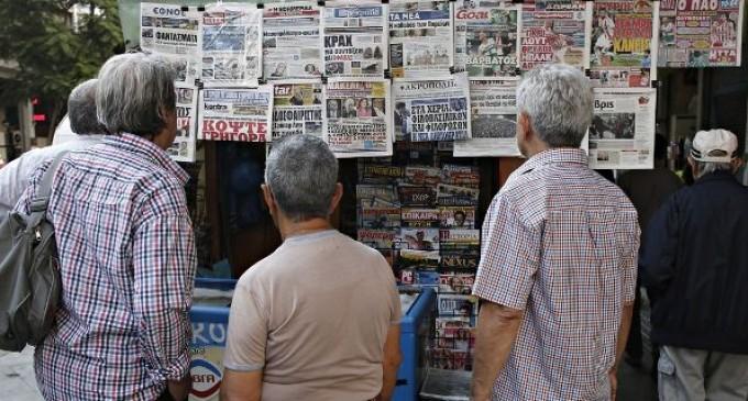 «Φουσκωμένα» ραβασάκια για 1,1 εκατ. ελεύθερους επαγγελματίες