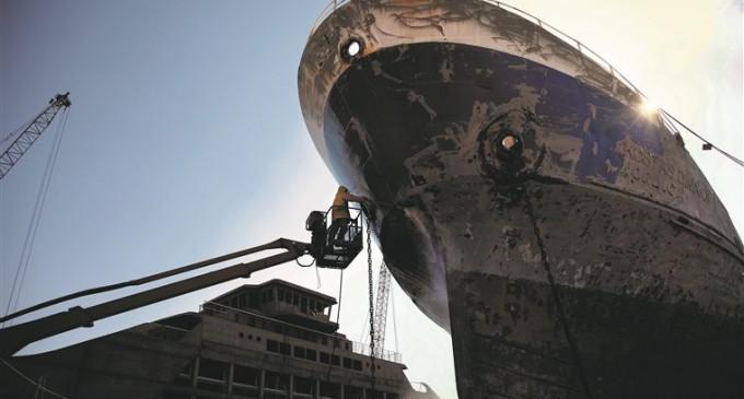 Ανασυγκρότηση Ναυπηγοεπισκευαστικής Βιομηχανίας στην περιοχή μας – Ένα «στοίχημα» που ΠΡΕΠΕΙ να κερδηθεί για ανάπτυξη και ΘΕΣΕΙΣ ΕΡΓΑΣΙΑΣ
