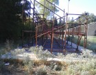 Αναβαθμίζεται το γήπεδο Εδέσσης στο Μπαρουτάδικο, στον Δήμο Αιγάλεω