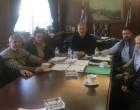 Συνάντηση Δημάρχου Πειραιά με την Ένωση Τριτέκνων