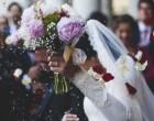 Μέχρι την Παρασκευή τελούνται θρησκευτικοί γάμοι