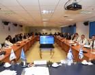 Σπουδαστές του Παγκόσμιου Ναυτιλιακού Πανεπιστημίου του IMO στην Αθήνα