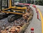 Σε τροχιά υλοποίησης μεγάλο έργο οδοποιίας στην παλαιά Εθνική Οδό Ελευσίνας – Θήβας