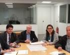 Δήμος Αγίου Δημητρίου: Σημαντική συνάντηση της Δημάρχου με τη Διοίκηση της Εταιρείας Διανομής Αερίου Αττικής