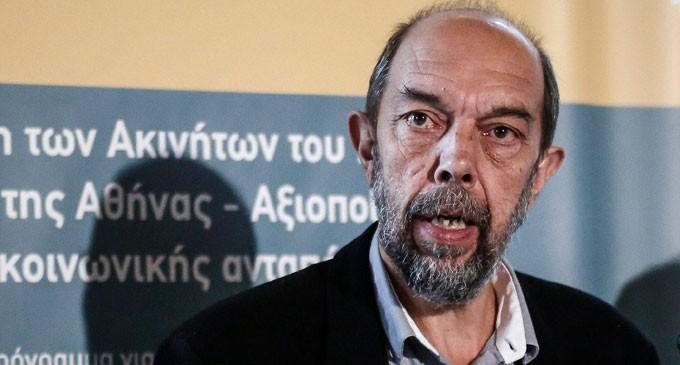 Νίκος Μπελαβίλας: «Καλώς Ορίσατε!» σε πρόσφυγες και μετανάστες που ζουν στον Πειραιά