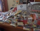 Χειροπέδες σε μεγάλη εγκληματική οργάνωση στον Πειραιά: Στρίμωξαν τον «αρχηγό» των λαθραίων τσιγάρων της πλατείας Οδησσού