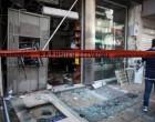 Μεγάλες ζημιές από την έκρηξη σε ΑΤΜ στο Παγκράτι