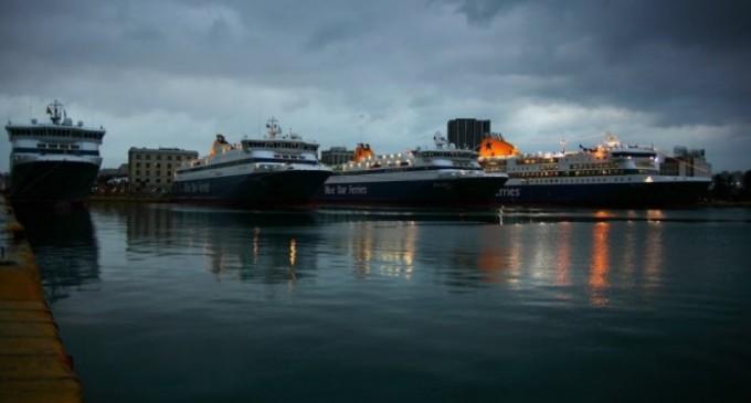 «Γερνάει» ο ακτοπλοϊκός στόλος και λεφτά δεν υπάρχουν