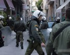 Oι πρώτες εικόνες από την μεγάλη αστυνομική επιχείρηση στα Εξάρχεια