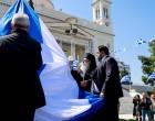 Τελετή αποκαλυπτηρίων του Μνημείου του Αφανούς Ναυτικού