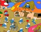 Τα… στρουμφάκια προσελήφθησαν από την Κομισιόν για τον καθαρισμό των ακτών