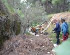 Δήμος Καισαριανής: Δημιουργία ζώνης αντιπυρικής προστασίας στον οικισμό του Βλητικού Σταθμού
