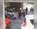 Απίστευτη σύλληψη διαρρήκτη στον Κορυδαλλό (βίντεο)