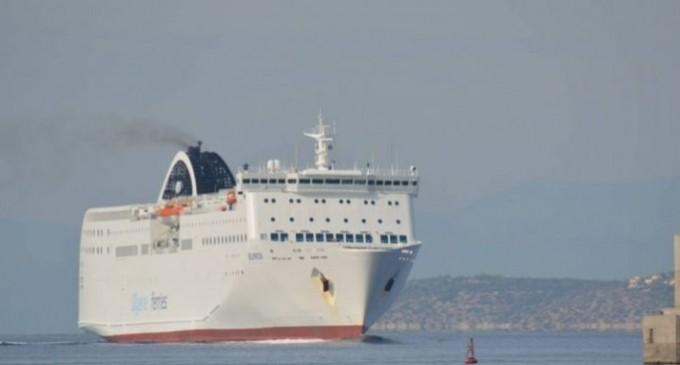 Γυναίκα πέθανε στο πλοίο της γραμμής από τα Χανιά