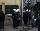 Επιχείρηση της Ελληνικής Αστυνομίας στα Εξάρχεια