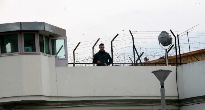 Ενταση και συμπλοκές στις φυλακές Κορυδαλλού
