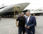 Στη Νίκαια και σε ναυπηγοεπισκευαστικές επιχειρήσεις του Περάματος ο υποψήφιος  Περιφερειάρχης Αττικής Γ. Πατούλης