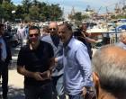 Στο Κερατσίνι ο Τσίπρας για… ουζάκι και ψαρομεζέ με τους δημοσιογράφους
