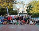 Ολοκληρώθηκε το 3on3 «Τάπα στη βία και το ρατσισμό» στο Χαϊδάρι