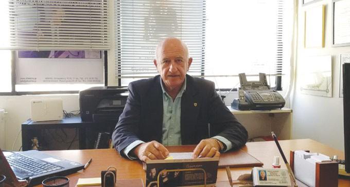 """Βασίλης Μόσχου – Υποψήφιος Βουλευτής Α"""" Πειραιώς και Νήσων με την «Ελληνική Λύση» του Κυριάκου Βελόπουλου: Ο κόσμος θέλει κάτι διαφορετικό – Η ΕΛΛΗΝΙΚΗ ΛΥΣΗ ήρθε για να μείνει!"""