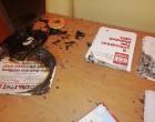 Επίθεση στο εκλογικό περίπτερο του ΚΚΕ στο Κερατσίνι