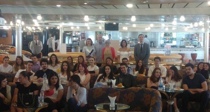 Συνεργασία των Μινωικών με το Εργαστήριο Διαφήμισης και Δημοσίων Σχέσεων του Πάντειου