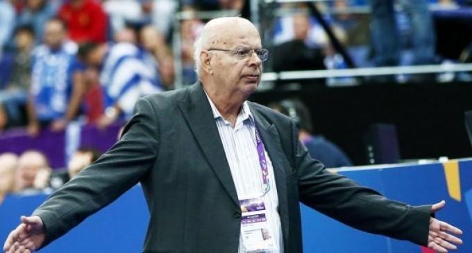 Βασιλακόπουλος: «Δεν υπάρχει Α1 χωρίς τον Ολυμπιακό»