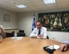 Γ.Πλακιωτάκης: Δεν είμαι ούτε με τους εφοπλιστές ούτε με τους ναυτεργάτες!