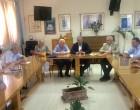 Συνάντηση του νέου Περιφερειάρχη Αττικής Γ. Πατούλη με την Ανώτατη Συνομοσπονδία Πολυτέκνων Ελλάδας
