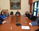Σύσκεψη Ι.Πλακιωτάκη με τους Εφοπλιστές Ναυτιλίας Μικρών Αποστάσεων