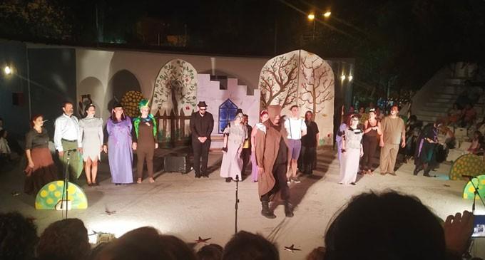Το «Αστερόπαιδο» του Όσκαρ Ουάιλντ από την θεατρική ομάδα του δήμου Κορυδαλλού