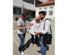 Παροχή δωρεάς ενός κουτιού πρώτων βοηθειών στα σχολεία της Σαλαμίνας