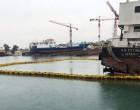 Συνεχίζει «ακάθεκτη» το έργο της η ΔΑΛ – Απομάκρυνε δεξαμενόπλοιο εγκαταλελειμμένο από το 2011