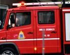 Φωτιά σε διαμέρισμα στον Πειραιά – Επί τόπου ισχυρή δύναμη της Πυροσβεστικής
